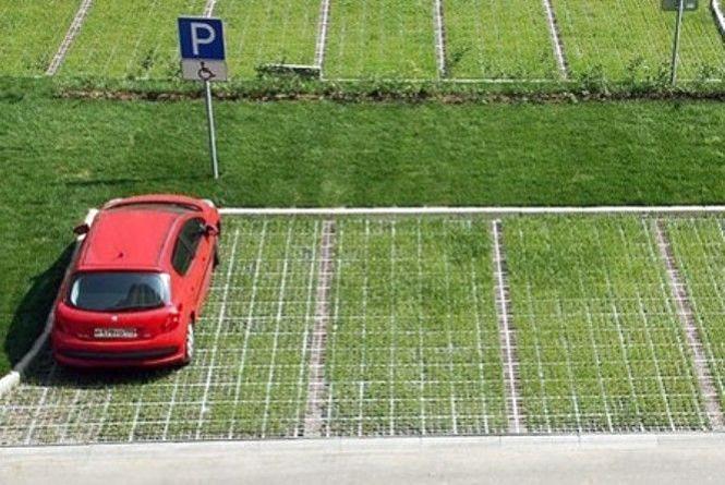 За 1,1 мільйона гривень у Вінниці зроблять еко-парковку