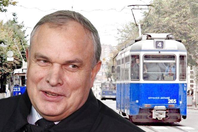 Про нові маршрути та ціни на проїзд. Інтерв'ю з головним транспортником Михайлом Луценком