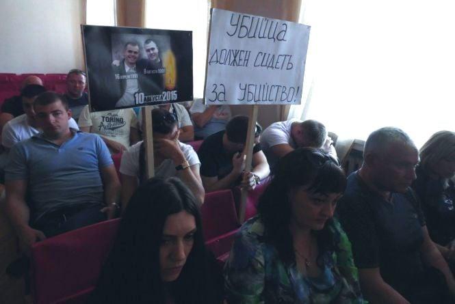 Суд над Давидом Григоряном. Є привід переглянути справу «розборок» на Барському шосе