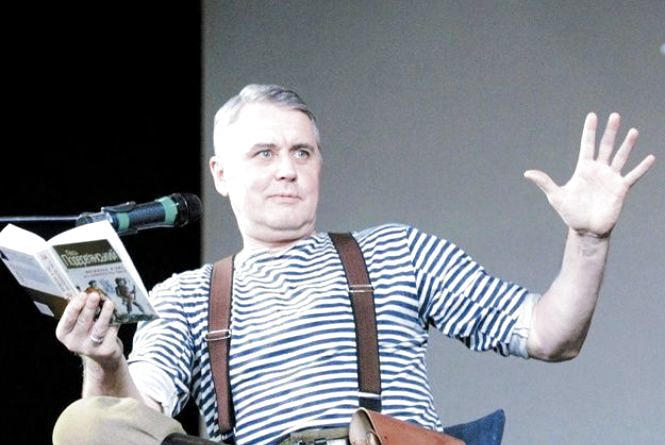 """""""Всіх к ху#м!"""": до Вінниці їде Лесь Подерев'янський"""