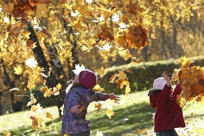«Бабине літо» не відміняється! Прогноз погоди на 16-22 жовтня дивує