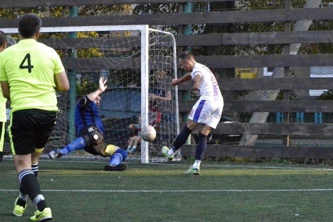 «Нива» виграла Всеукраїнський футбольний турнір серед ветеранів у Хмільнику