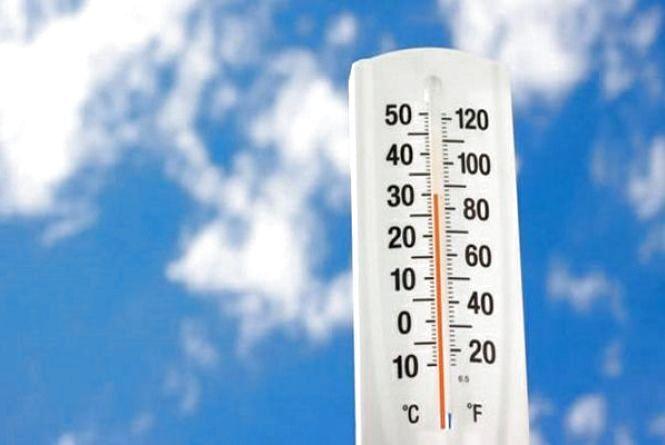 В дев'ять годин ранку на термометрі було 24 градусів. Що буде вдень?