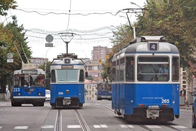 Сьогодні вінницькі трамваї після 23 години не ходитимуть