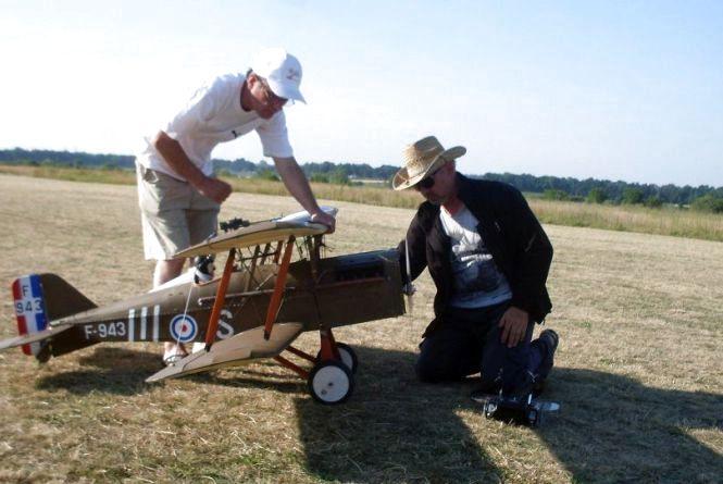 Літаки з турбінами, ракети і навіть Баба Яга — на  Чемпіонаті з авіамоделювання літатиме все