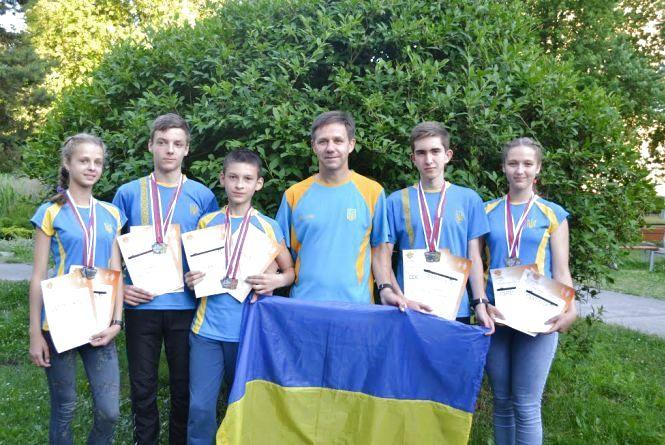Вінницькі радіоспортсмени привезли з юнацького чемпіонату світу 11 нагород!
