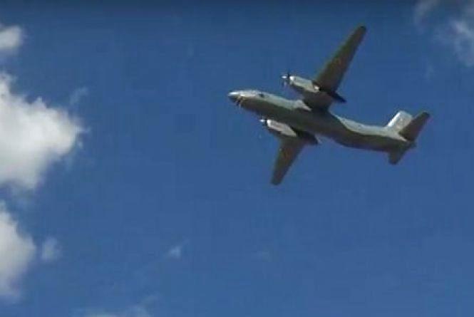 Бойові літаки кружляють над Гавришівкою. Що там відбувається? (ВІДЕО)