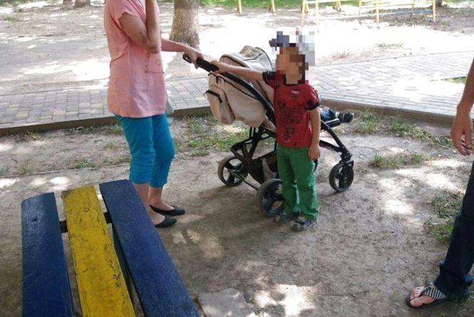 На Стельмаха загубився 4-річний хлопчик із Шаргорода