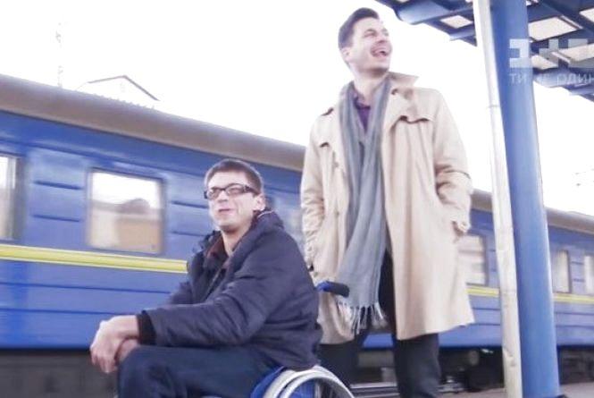 Шалена мрія: вінничанин колясочник збирається підкорити Говерлу
