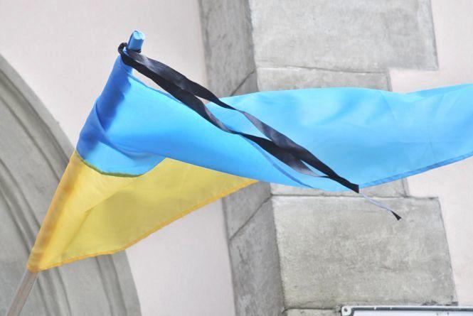 Сьогодні в Вінниці оголошено День жалоби. В філармонії прощатимуться з Героєм АТО