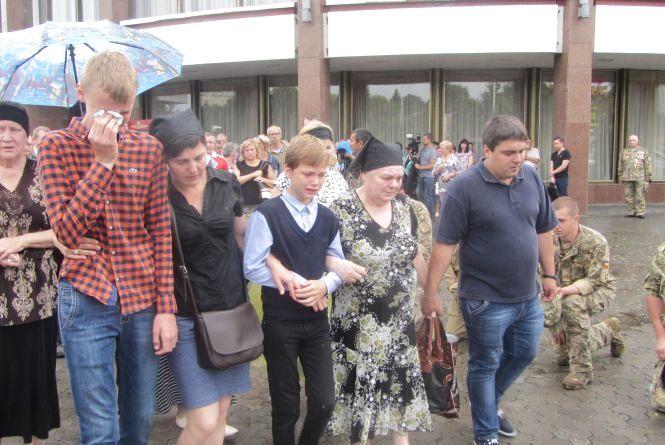 «Передайте синам, що воював за них і за Україну» - останні слова Олексія Тимощука