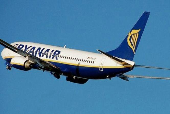 Ryanair збирається відновити переговори з українською стороною