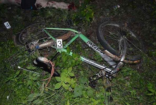 Тверезий тернополянин на Літинщині збив на смерть велосипедиста