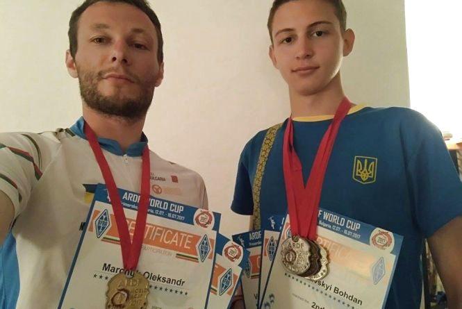Вінничани здобули Кубок світу зі спортивної радіопеленгації