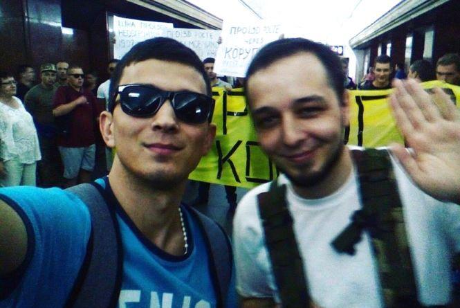Хорт перебрався в Київ і «пошумів» там через здорожчання метро