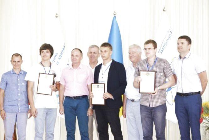 Вінницький студент на ядерній школі у Запоріжжі виграв планшет