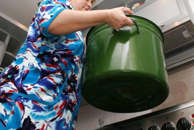 На наступному тижні на добу у Вінниці відключать воду
