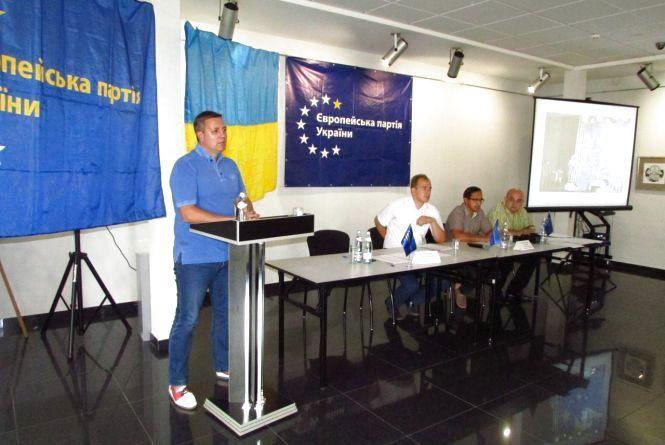 На Вінниччині рейтинг Порошенка обвалився, а партія БПП опинилась в опозиції (прес-служба «Європейської партії»)