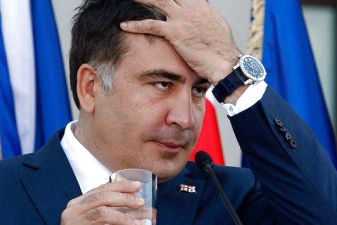 Саакашвілі позбавили українського громадянства. Реакція Михо та вінничан
