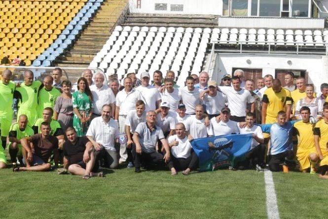 На стадіоні «Хімік» пройде турнір з футболу на приз «Кубок Героїв Спецназу»