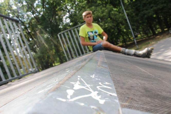 Тяп-ляп і готово: або чому відремонтований скейт-парк знову в занепаді