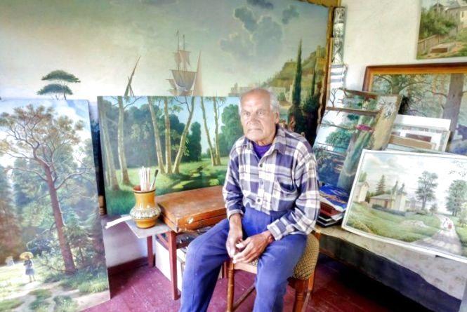 Вінницький художник втрачає зір. Допоможіть зібрати гроші на операцію