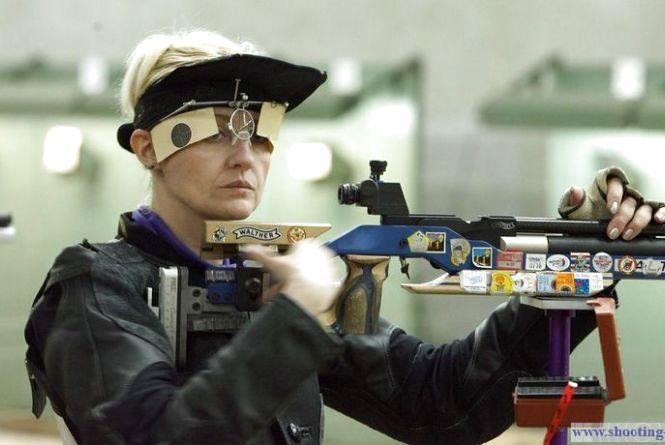 Кращою спортсменкою липня на Вінниччині стала чемпіонка Європи зі стрільби Леся Леськів