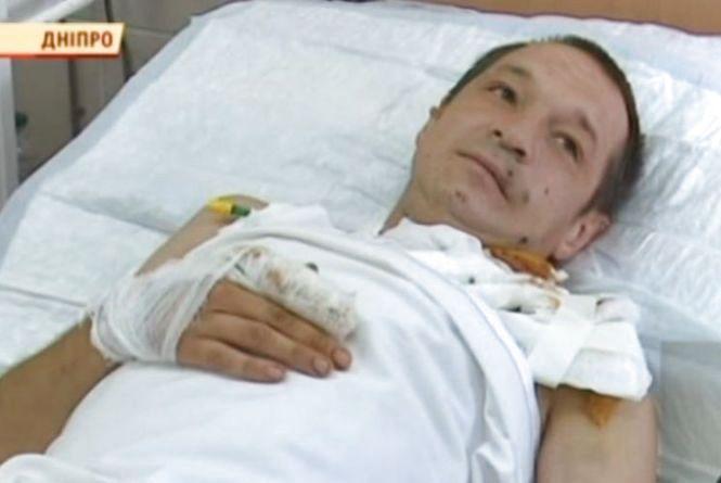 В лікарні Мечникова врятували 39-річного героя з Вінниччини