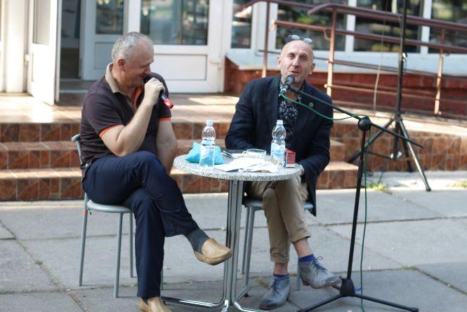 VinBookFest: у Вінниці вперше відбувся фестиваль для книгоманів
