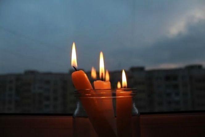 Космонавтів та Юності: На 24 вулицях на наступному тижні відключать світло