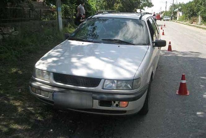 П'ятирічного хлопчика збив водій «Passat». Малий в важкому стані в лікарні