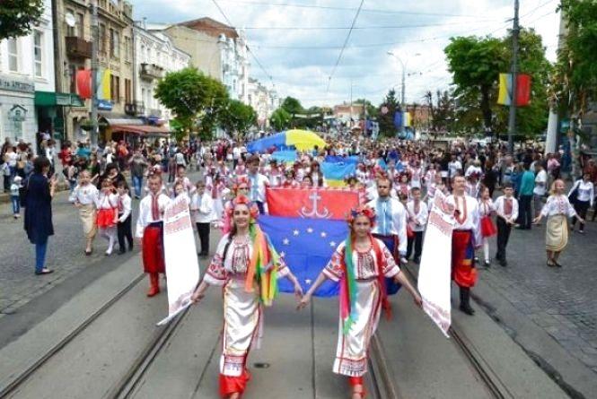 На День міста центр Вінниці перекриють на дев'ять годин. Як об'їхати