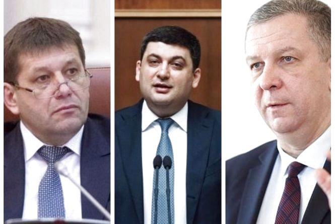 Які зарплати отримують «вінницькі» міністри у Києві