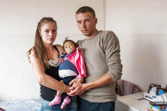 Допоможіть врятувати крихітку Софійку. Треба 110 тисяч євро