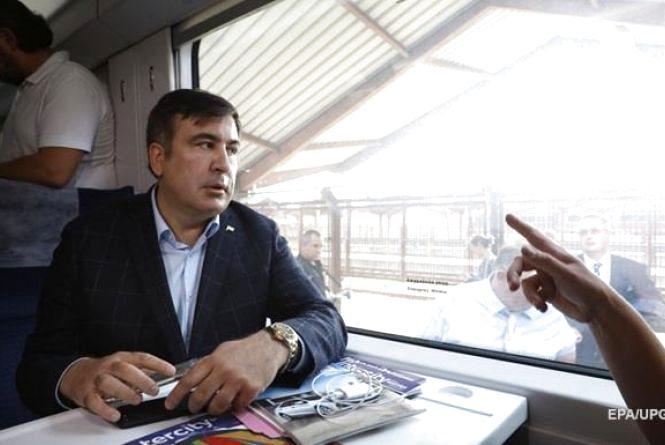 Прорив Саакашвілі в Україну. Головне і найцікавіше