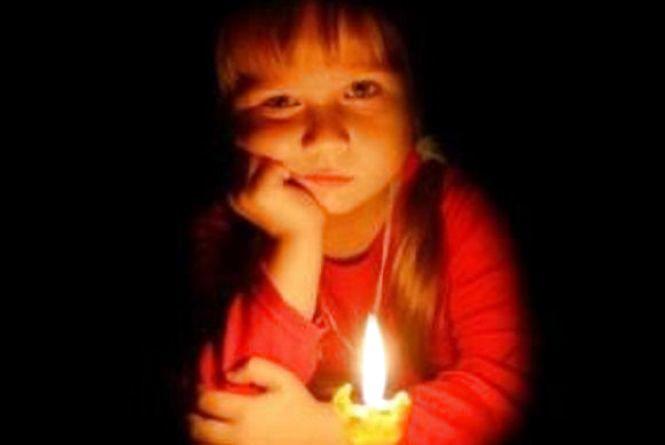 Завтра без світла будуть мешканці шести вулиць. ПЕРЕЛІК
