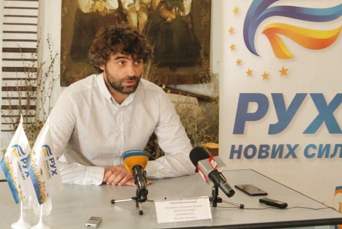 Саакашвілі планує їздити Україною та говорити з людьми. Коли у Вінницю — невідомо