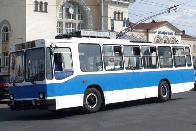 У Вінниці не вистачає тролейбусу з Вишеньки та залізничного вокзалу до аеропорту