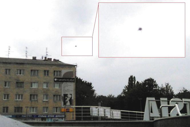 У Центрі гуло, а на Замості бачили. Чому бомбардувальник кружляв низько над містом?