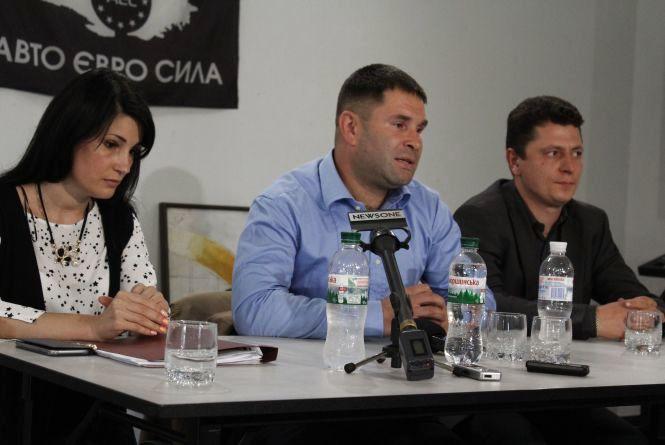 Активісти з вінницької «Автоєвросили» розповіли, для чого їздили у Київ тиждень тому