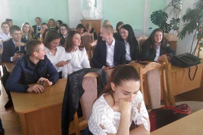 Вінничани у клубі сімейного дозвілля  знайомилися з традиціями вірменської сім'ї