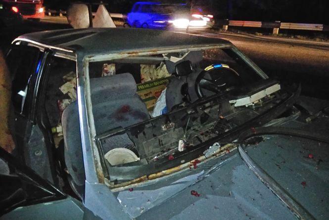 Ще одна аварія на Стрижавському мосту.  Постраждало троє людей