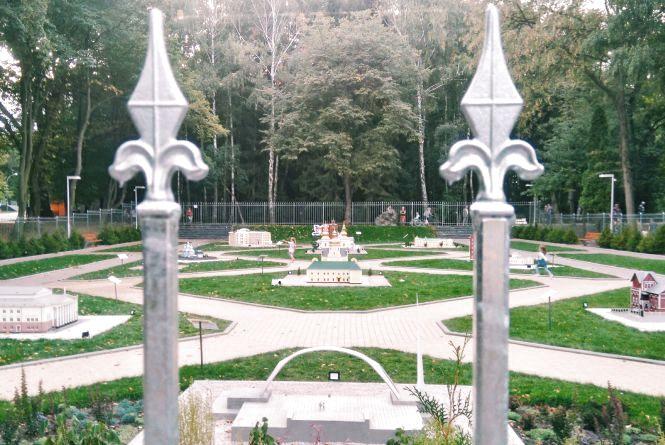 """""""Вінниця"""" пуста і на замку: до макетів міських пам'яток не пускають людей"""