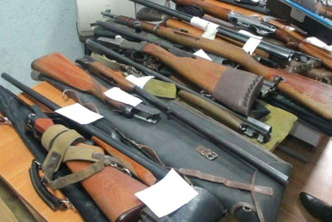 Два тижні операції «Зброя – Вибухівка»: скільки рушниць та обрізів вилучили
