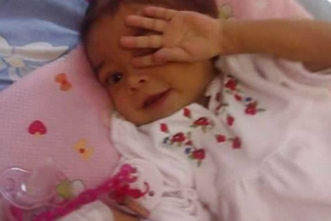 Невідомий благодійник перерахував 100 тисяч євро на операцію крихітки Софійки