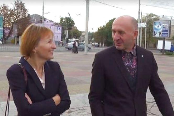 Вінничани Сергій Татчин та Наталка Доляк отримали премії Коцюбинського