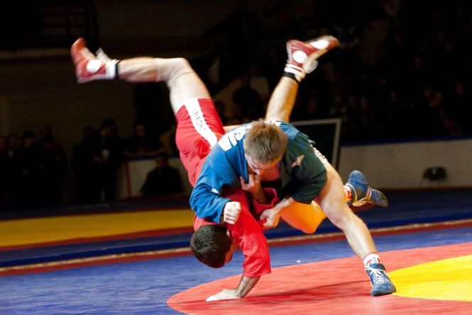 Вінницький самбіст здобув путівку на чемпіонат світу у Сербії