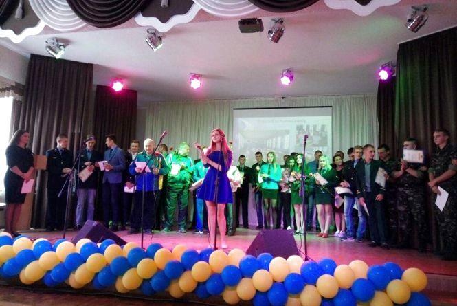 У Вінницькому транспортному коледжі нагородили кращих спортсменів