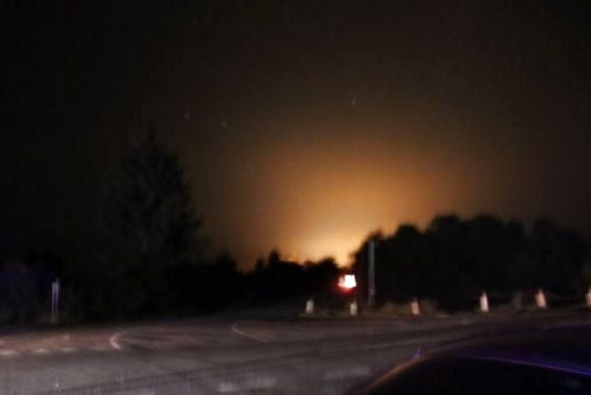 Гройсман: до вибухів біля Калинівки причетний зовнішній чинник