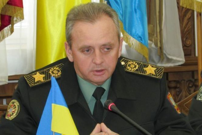 Муженко прокоментував вибухи в Калинівці: ворог нагадав, що йде війна